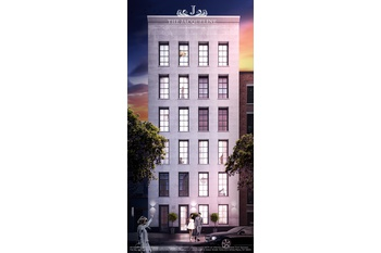 Upper East Side Luxury 2 Bedroom + Windowed Home Office - New Development Condominium